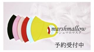 抗菌機能性マスク マシュマロ