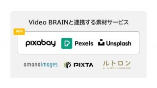 オープンエイト、インハウスAI動画編集クラウド「Video BRAIN」