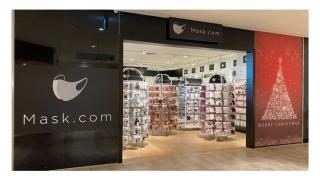 アパレル専門店のコックス、ファッションマスク専門店「Mask.comラシック店」OPEN!