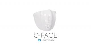 多言語翻訳スマートマスク「C-FACE」