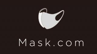 ファッションマスク専門店「Mask.com」