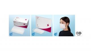 シャープ、不織布マスク(抗菌タイプ)