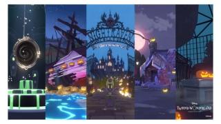 『ディズニー ツイステッドワンダーランド』バーチャル ハロウィーンイベント2021